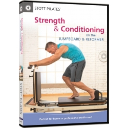 Strength & Conditioning - STOTT/DVD Anglais/DVD Pilates/Exercices Pilates