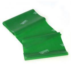 FITBAND Essentiel Sissel® vert fort - Bande élastique résistante - Exercices Musculation - Résistance Forte