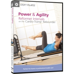 Power & Agility - STOTT/DVD Anglais/DVD Pilates/Exercices Pilates