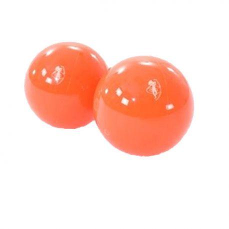 Balles universelles Franklin, la paire 10 cm - Balles de Massage - Exercices Pilates