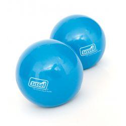 Balles poids pour Exercices Pilates - Toning Ball, lot de 2