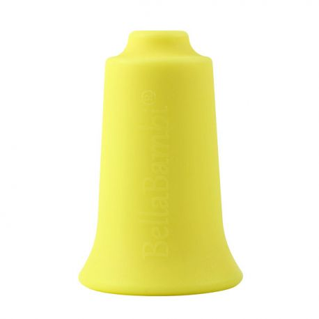 Ventouse jaune en silicone Original - Bellabambi - Ventouse massage - Relaxation Sport