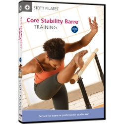 Core Stability Barre (Level 2) - STOTT/DVD Anglais/DVD Pilates/Exercices Pilates