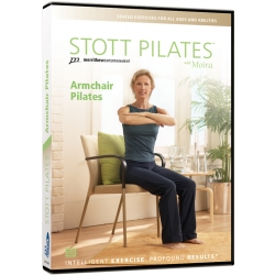 Armchair Pilates - STOTT/DVD Anglais/DVD Pilates/Exercices Pilates