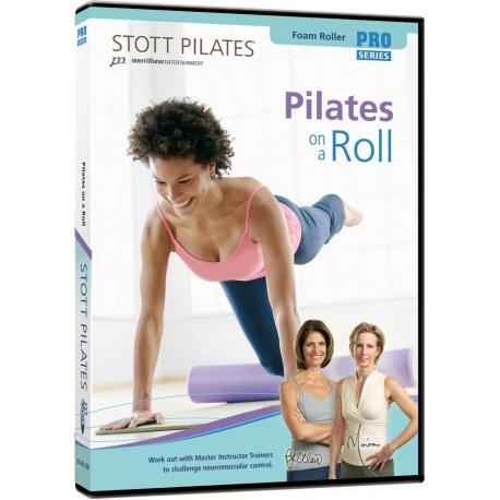 Pilates On a Roll - STOTT/DVD Anglais/DVD Pilates/Exercices Pilates
