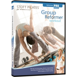 Group Reformer Workout/DVD Anglais/DVD Pilates/Exercices Pilates