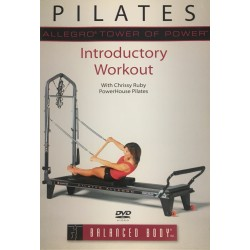 DVD Balanced Body Pilates - Allegro Tower Level 1 (anglais)