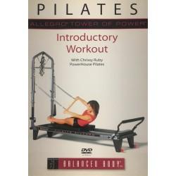 DVD Balanced Body Pilates - Allegro Tower Level 1 (anglais)