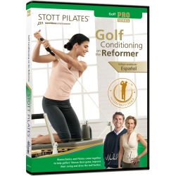 Golf Conditioning on the Reformer - STOTT/DVD Anglais/DVD Pilates/Exercices Pilates