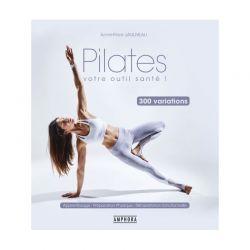 Pilates, votre outil de santé | Livre Pilates | pilates.fr