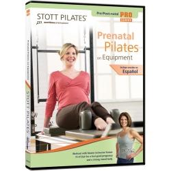 Prenatal Pilates on Equipment - STOTT