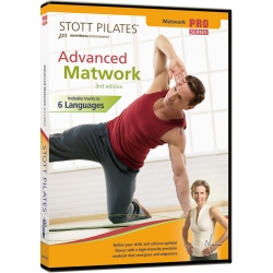 Advanced Matwork (3rd Edition)/DVD Français/DVD Pilates/Exercices Pilates