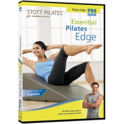 Essential Pilates Edge - STOTT/DVD Français/DVD Pilates/Exercices Pilates