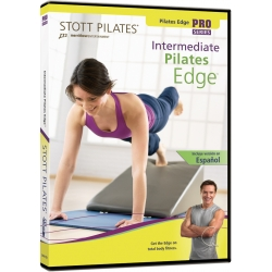 Intermediate Pilates Edge - STOTT/DVD Anglais/DVD Pilates/Exercices Pilates