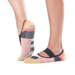 Chaussettes Pilates Tavi Noir® Lola | Chaussette antidérapante