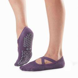 Chaussettes Pilates Tavi Noir® Chloé Lavender