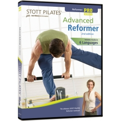 Advanced Reformer (2nd Edition) - STOTT/DVD Français/DVD Pilates/Exercices Pilates