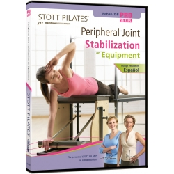 Peripheral Joint Stabilization On Equipment - STOTT/DVD Anglais/DVD Pilates/Exercices Pilates