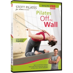 Pilates Off The Wall - STOTT/DVD Anglais/DVD Pilates/Exercices Pilates