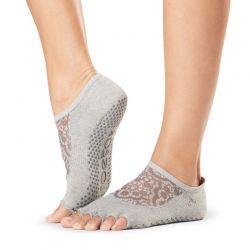 Chaussettes Pilates Toesox® Half Toe Luna Legend