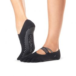 Chaussettes Pilates Toesox® Full Toe Mia Lady | Chaussette antidérapante