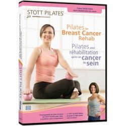 Pilates pour réhabilitation après un cancer du sein/DVD Français/DVD Pilates/Exercices Pilates