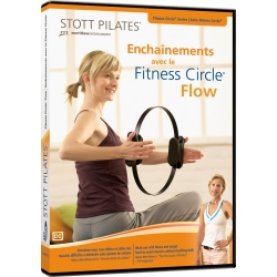 Enchaînements avec le Fitness Circle/DVD Français/DVD Pilates/Exercices Pilates