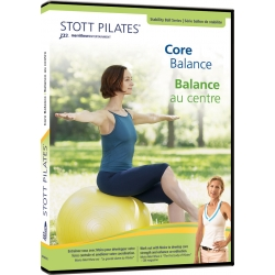 Balance au centre/DVD Français/DVD Pilates/Exercices Pilates