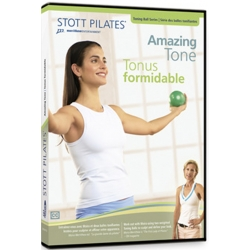 Tonus formidableDVD Français/DVD Pilates/Exercices Pilates