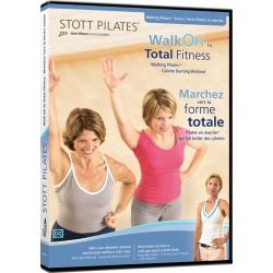 Marche vers la forme totale/DVD Français/DVD Pilates/Exercices Pilates