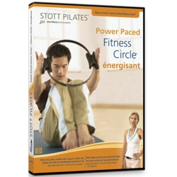 Fitness Circle énergisant/DVD Français/DVD Pilates/Exercices Pilates