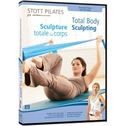 Sculpture totale du corps/DVD Français/DVD Pilates/Exercices Pilates