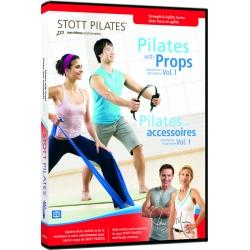Pilates avec accessoires 1/DVD Français/DVD Pilates/Exercices Pilates