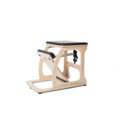 Chaise Pilates CENTERLINE CHAIR®/Exercices Pilates/Sport Pilates