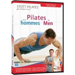 Pilates pour hommes/DVD Français/DVD Pilates/Exercices Pilates