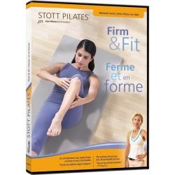 Ferme et en forme/DVD Français/DVD Pilates/Exercices Pilates