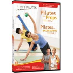 Pilates avec accessoires 2/DVD Français/DVD Pilates/Exercices Pilates