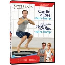 Entraînement du centre et cardio sur le Mini-Tramp/DVD Français/DVD Pilates/Exercices Pilates