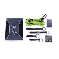 Kit Suspension Pilates/Bodhi Suspension System/Exercices Pilates/Sport Pilates