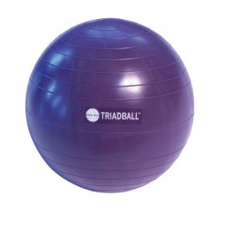 Balle Gymnastique Violer TRIAD BALL® - Exercices Pilates - Ballon Pilates