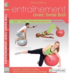 Livre d'entrainement avec Swiss Ball