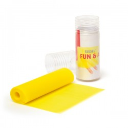 Fun active band Jaune