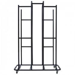 Bosu Club Rack - Rangement Bosu - Accessoire Pilates - Exercices Pilates