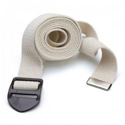 Sissel Ceinture Yoga - Ceinture coton - Exercices Yoga