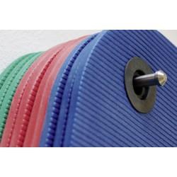 Perçage + 2 oeillets pour tapis de gym - Exercices Pilates - Accessoire Tapis de Gym et Pilates