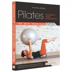 Livre Pilates - Variations Avec Accessoires