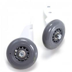 Roues pour Machine Pialtes/ 2 Roues pour Allegro II sans pieds/Exercices Pilates