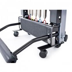 Détails Machine Pialtes - IQ REFORMER - Library Wheels (rangement dans un placard) - Exercices Pilates