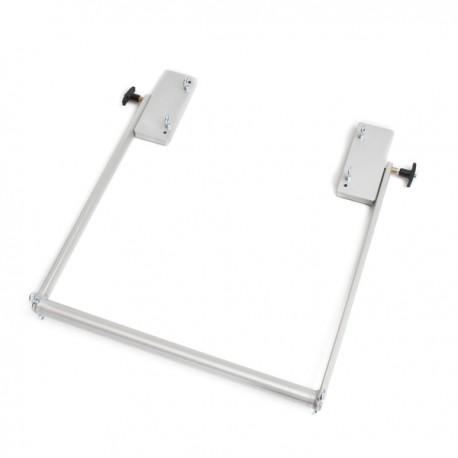 Barre pour Machine Pilates/Push trough bar + 2 ressort (Medium)/Exercices Pilates