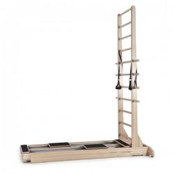 Machine Pilates CoreAlign™ avec Espalier free standing/Espalier incorporé/Exercises Pilates